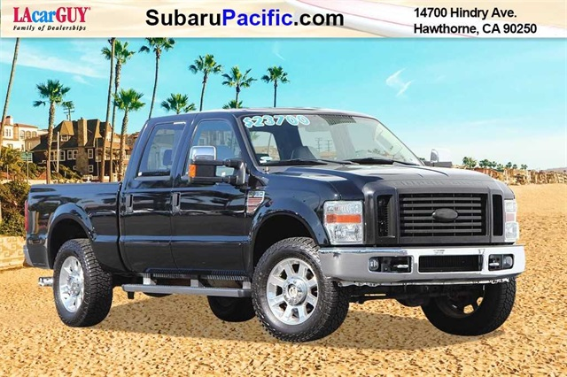 Pre-Owned 2010 Ford F-250SD XL
