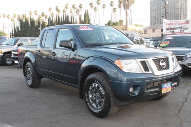 Pre Owned 2017 Nissan Frontier Desert Runner Crew Cab Pickup In