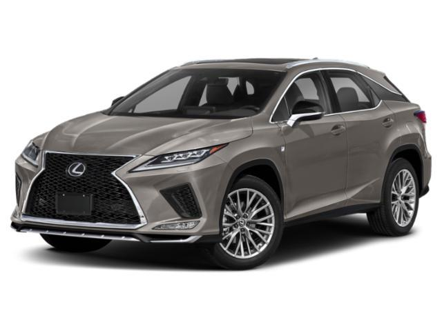 New 2020 Lexus RX RX 350 F SPORT Performance AWD