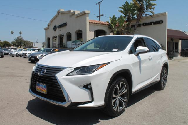 Certified Pre-Owned 2016 Lexus RX 450h FWD 4dr Sport Utility in ...