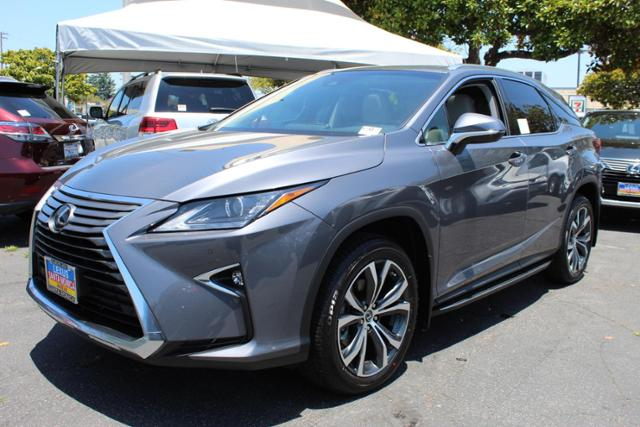 Certified Pre-Owned 2018 Lexus RX RX 350 FWD