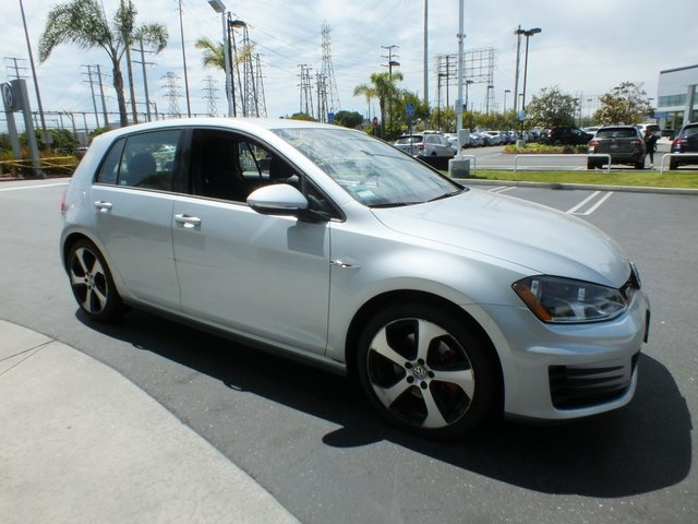Certified Pre-Owned 2016 Volkswagen Golf GTI