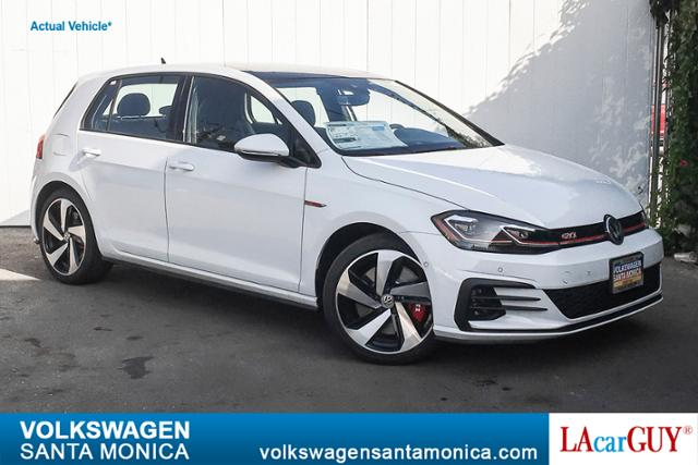New 2019 Volkswagen Golf GTI 2.0T Autobahn Manual