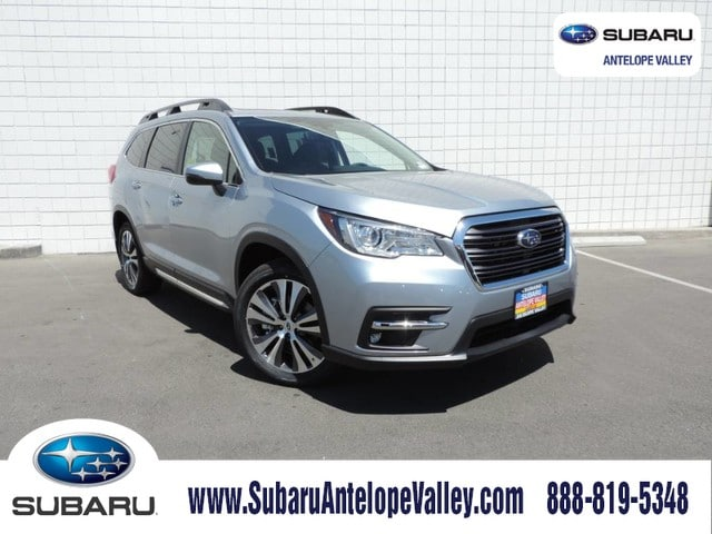 7 Passenger Suv >> New 2019 Subaru Ascent Limited 7 Passenger Suv In Lancaster 94074