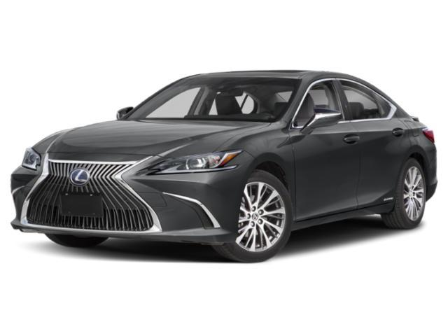 New 2020 Lexus ES ES 300h Luxury FWD