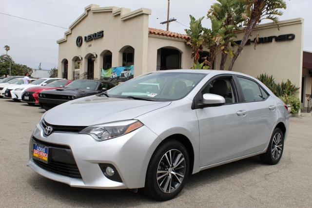 Pre-Owned 2016 Toyota Corolla 4dr Sdn CVT LE Plus
