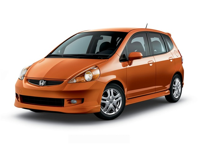 Beautiful Pre Owned 2008 Honda Fit Sport