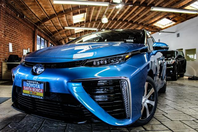 Wonderful New 2018 Toyota Mirai Sedan