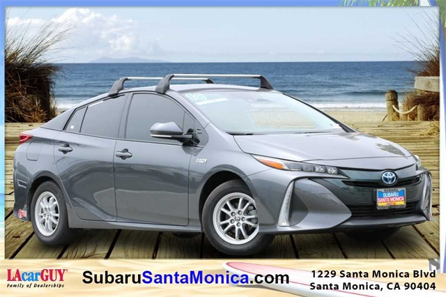 Pre-Owned 2018 Toyota Prius Prime