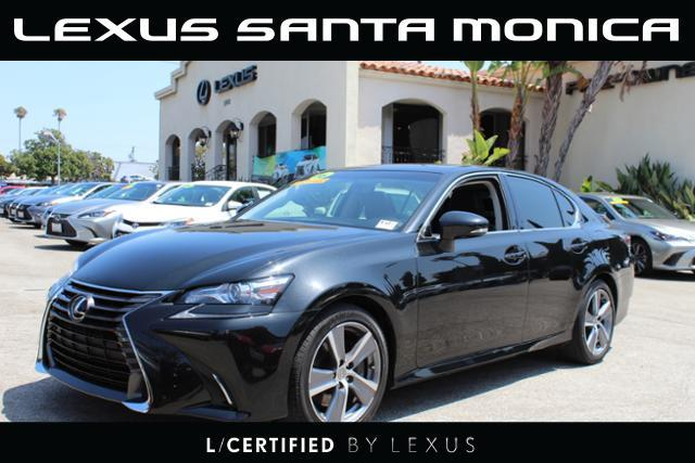 Certified Pre-Owned 2016 Lexus GS 350 4dr Sdn RWD
