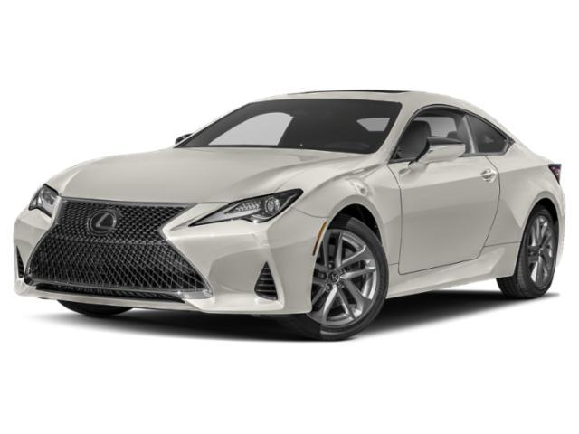New 2019 Lexus RC RC 300 AWD
