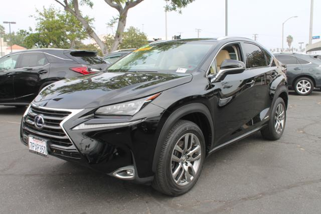 Certified Pre Owned 2015 Lexus NX 300h AWD 4dr