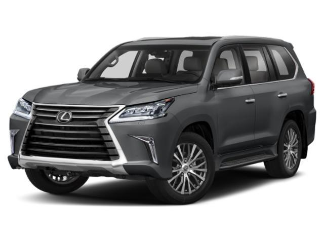 New 2020 Lexus LX LX 570 Two Row 4WD