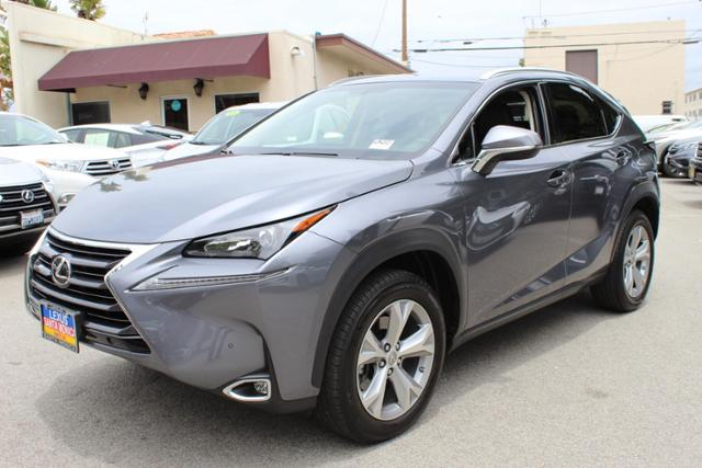 Pre-Owned 2017 Lexus NX NX Turbo FWD