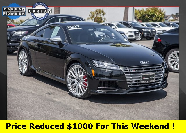 Certified Pre-Owned 2016 Audi TTS 2.0T