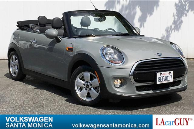 Pre-Owned 2019 MINI Convertible Cooper FWD