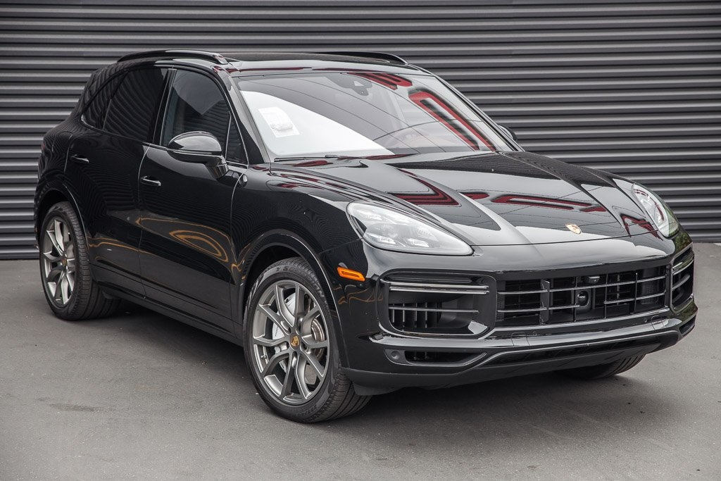 pre owned 2019 porsche cayenne turbo