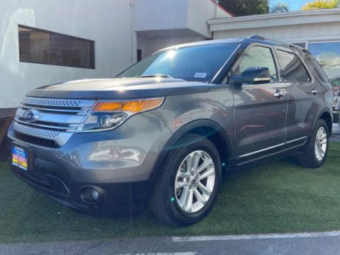 Pre-Owned 2011 Ford Explorer FWD 4dr XLT