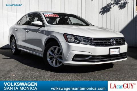 Certified Pre-Owned 2016 Volkswagen Passat 4dr Sdn 1.8T Auto S PZEV