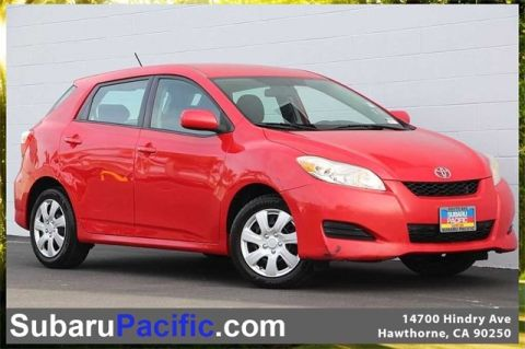 Pre-Owned 2010 Toyota Matrix Base
