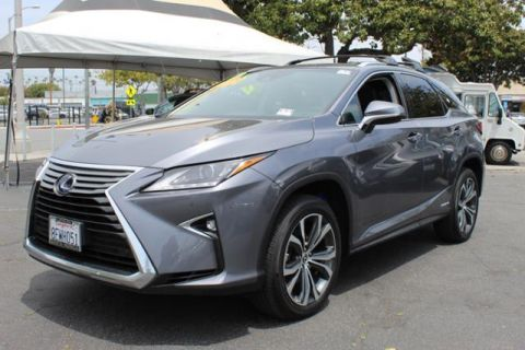 Certified Pre-Owned 2018 Lexus RX RX 450h AWD