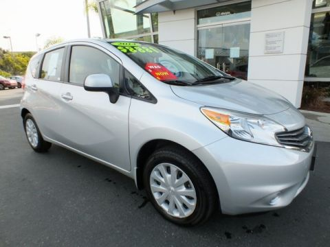 Pre-Owned 2014 Nissan Versa Note S
