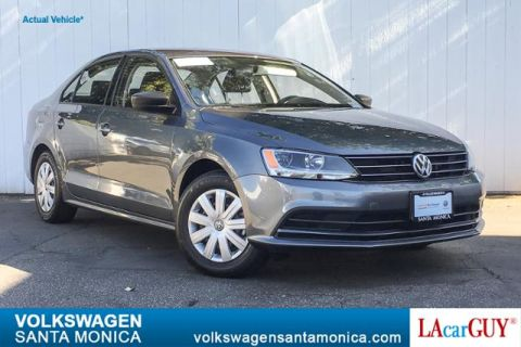 Certified Pre-Owned 2016 Volkswagen Jetta 4dr Auto 1.4T S w/Technology