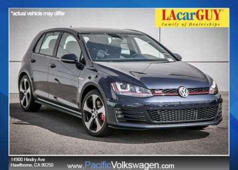 New 2019 Volkswagen Golf GTI 2.0T SE