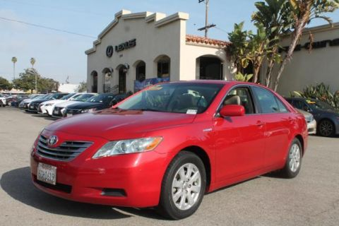 Pre-Owned 2009 Toyota Camry Hybrid 4dr Sdn