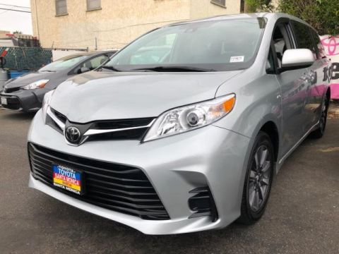 Certified Pre-Owned 2019 Toyota Sienna LE AWD 7-Passenger
