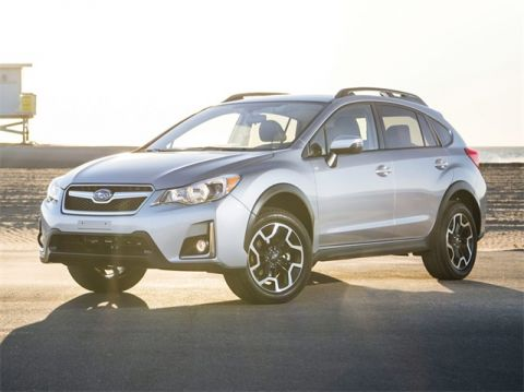 Certified Pre-Owned 2017 Subaru Crosstrek 2.0i Limited