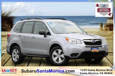 Certified Pre-Owned 2015 Subaru Forester 2.5i