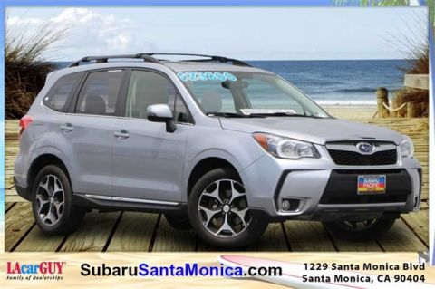 Certified Pre-Owned 2016 Subaru Forester 2.0XT Touring