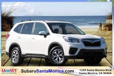 Certified Pre-Owned 2019 Subaru Forester Premium