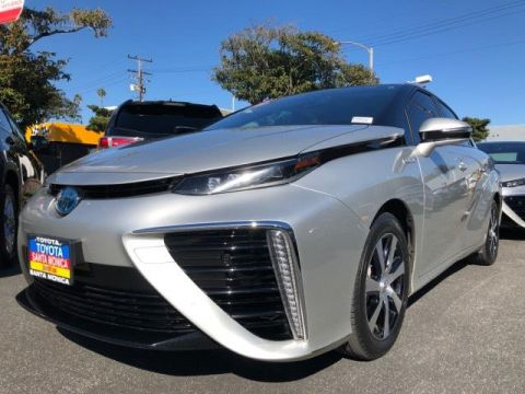 Certified Pre-Owned 2016 Toyota Mirai 4dr Sdn