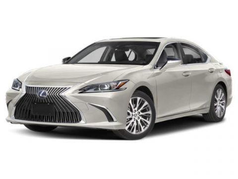 New 2019 Lexus ES ES 300h Luxury FWD