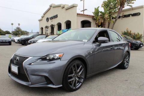 Certified Pre-Owned 2016 Lexus IS 200t F Sport