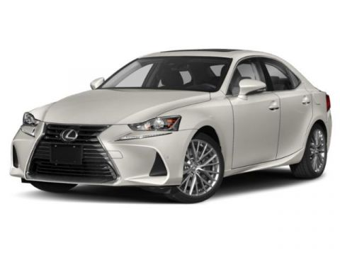 New 2019 Lexus IS IS 300 RWD