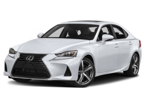 New 2019 Lexus IS IS 350 F SPORT RWD