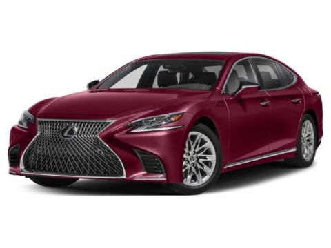 New 2020 Lexus LS LS 500 Inspiration Series RWD