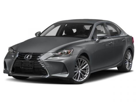 New 2020 Lexus IS IS 300 F SPORT RWD