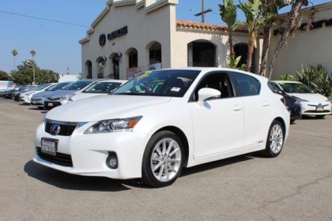 New 2013 Lexus CT 200h