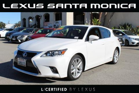 Certified Pre-Owned 2017 Lexus CT CT 200h FWD