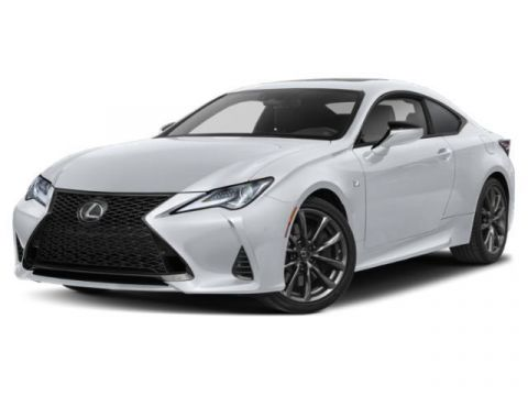 New 2019 Lexus RC RC 300 F SPORT AWD