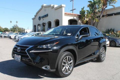 Certified Pre-Owned 2015 Lexus NX 300h AWD 4dr