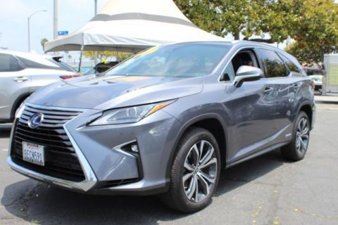 Certified Pre-Owned 2018 Lexus RX RX 450hL Premium AWD