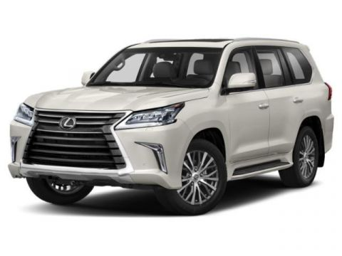 New 2020 Lexus LX LX 570 Three Row 4WD