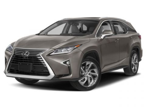 New 2019 Lexus RX RX 350L Luxury FWD