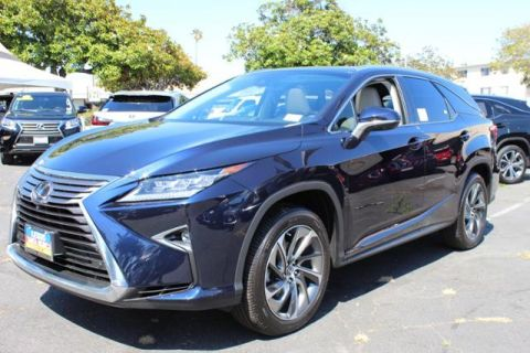 Certified Pre-Owned 2018 Lexus RX RX 350L Luxury FWD