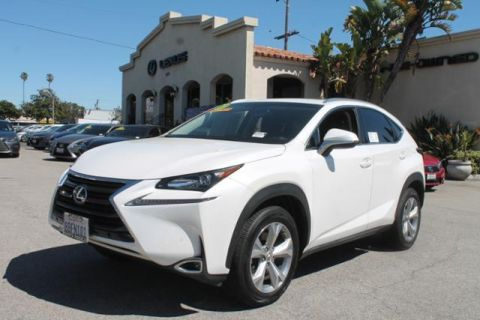 Certified Pre-Owned 2017 Lexus NX NX Turbo FWD